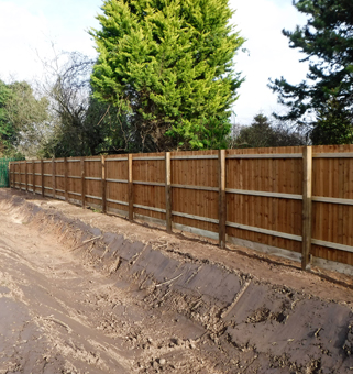 Timber and Acoustic Fencing